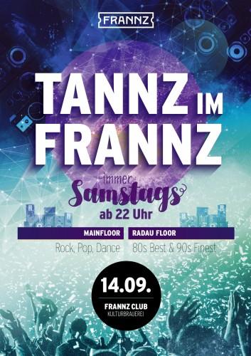 Frannz Club – Restaurant, Nachtclub, Bar